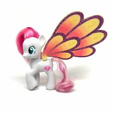 RARE G4 My Little Pony - glimmer wings Diamond Rose (NDS flaw)