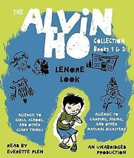 Alvin Ho Collection: Books 1 and 2: Allergic to Girls, School, and Other Scary T