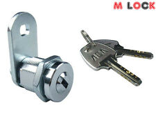 """Dimple Cam Lock 17.9mm (0.7"""") high security 12 pins dimple + collar"""