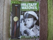 Military Watches Magazine Collection Issue 23 German Naval Officer 1940's