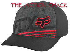 J10 • Fox Racing Become Hat / Cap • NWT Mens Large / XL Flexfit Red • #26820