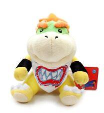 Super Mario Bros. Plush Bowser Jr. Soft Toy Stuffed Animal Doll Teddy 7in US