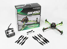 RTF TURNIGY SK450 QUADCOPTER POWERED BY MULTISTAR QUAD & 5X Tx MODE 2 or 1 RC