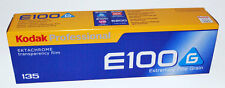 Kodak PROFESSIONAL EKTACHROME E100G - Pack of 5 135-36 Color slide film ISO100
