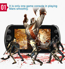 "GPD Q9 7"" RK3288 Android 4.4.4 Quad Core Game Consoles Pad Tablet 1.8GHz 96Core"