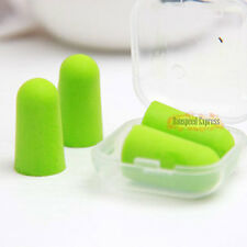10pcs Classic Memory Foam Ear Plugs Defenders Protectors Earplugs For Sleeping