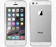 New Apple iPhone 5 32GB White & Silver (GSM Unlocked) AT&T T-Mobile