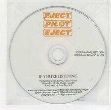(GG834) Eject Pilot Eject, If You're Listening - 2011 DJ CD