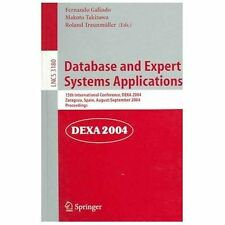 Database and Expert Systems Applications : 15th International Conference,...