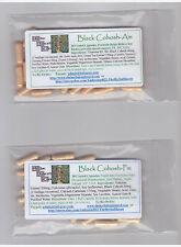 Black Cohosh AM PM Capsule BEST Menopause Hot Flash Reduce 1 month supply $11.33