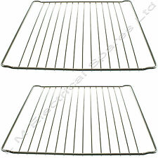 2 x 365mm x 397mm Strong Wire Oven Shelves Shelf Rack Grids for BOSCH Cookers