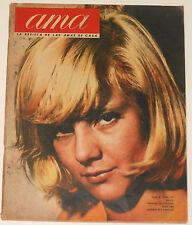 AMA #127 1965 Sylvie Vartan Michele Morgan Kennedys Antonio Gades Marisol