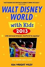 Fodor's Walt Disney World with Kids 2013: with Universal Orlando, SeaWorld & Aqu