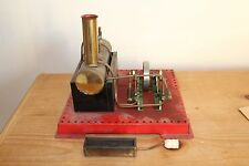 MAMOD LIVE STEAM SE3 TWIN CYLINDER STEAM ENGINE UNTESTED