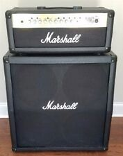 Marshall MG 100FX Head 100 watt Guitar Amp AND Marshall Speaker Cabinet 4X12