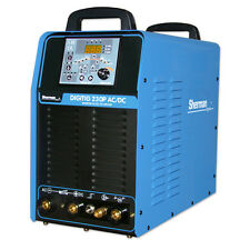 Sherman TIG DIGITIG 230P 200Amp AC/DC MMA IGBT Inverter Welder 230 AC 50Hz mark