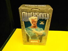 2005 QUICKSILVER BLUE VERSION MINI BUST BOWEN DESIGNS MARVEL X-MEN