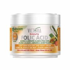ANTI l'inserimento crema viso acido folico vitamina c JOJOBA laminaria ALGA Day & Night