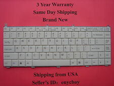 NEW SONY VAIO VGN-FE 147963021 1-479-630-21 KFRSBA019A White Laptop Keyboard US