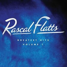 RASCAL FLATTS CD - GREATEST HITS VOLUME 1 (2009) - NEW UNOPENED - COUNTRY
