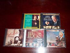 Gaither CD lot Jake Hess, Red Rocks Homecoming, Peace in Valley, and more