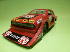 POLISTIL SN05 ALFA ROMEO ALFETTA GTV TURBO - GUIDA TV 1:25  - VERY GOOD