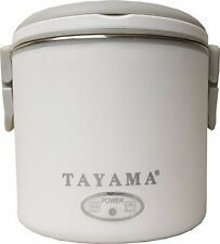 Tayama Electric Heating Lunch Box, Gray
