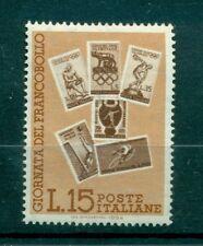 Italia Repubblica 1964 - B.1084 - Giornata del Francobollo