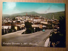 Postcard PANORAMA with 2 Stamps of Repvbblica Italiana 15 Lire