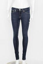 RAG & BONE Legging Clean Indigo Blue Wash Stretch Cotton Denim Skinny Jeans 26