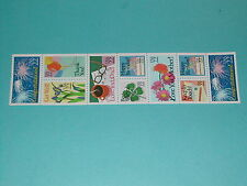 22 cent Special Occasons Stamps  (SC 2267-74) MNH