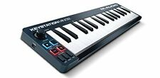 New M-Audio Keystation Mini 32 II USB Keyboard MIDI Controller With Tracking