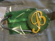 "JC Table Counter Bar Top Bag Purse Hook Hanger "" the B "" COA"
