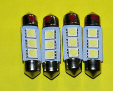 TRIUMPH GT6 Interior/number pl LED light bulbs, replaces 239/254 filament bulbs