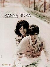 Affiche 40x60cm MAMMA ROMA 1976 Pier Paolo Pasolini - Anna Magnani R2013 NEUVE