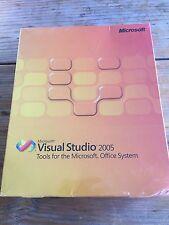 Microsoft Visual Studio Tools 2005 für Office, Deutsch mit MwSt-Rechnung