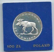 Poland / Polen - 100zl Moose