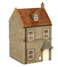 Hornby R9722 Skaledale Bay Terrace House R/H 1/76 Scale = 00 Gauge New Boxed T48