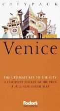 Fodor's Citypack Venice, 2nd Edition (Citypacks) by Fodor's