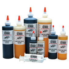 The GolfWorks High Strength Epoxy -  2  8 oz Bottles - Part A, Part B