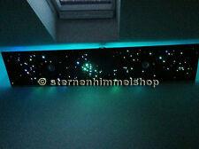 RGB LED Sternenhimmel 16 W 16 Farben 380 Lichtfaser Glasfaser Optik DIMMBAR- NEU