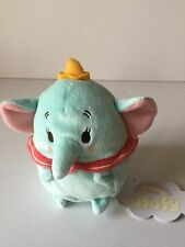 Disney Store Japan Dumbo Ufufy Scented Small Plush New with Tags