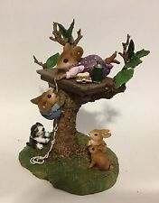 "WEE FOREST FOLK SPECIAL EDITION ""SUMMER"" FAMILY TREE HOUSE SOLD OUT RETIRED"