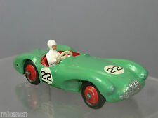 "DINKY TOYS MODEL No.110 ASTON MARTIN DB3s  ""DARK GREEN VERSION""  RARE"