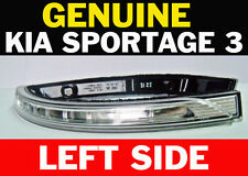 KIA SPORTAGE 3 GENUINE Wing Left Side Mirror Indicator Assembly Turn Signal Lens