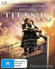 Titanic (Blu-ray 2-Disc Set) Brand New & Sealed