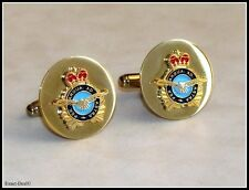 Canada RCAF Royal Canadian Air Force  Air Operation Golden Cuff links Quality