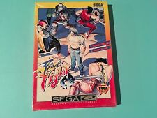 Rare Brand New Never Opened Still Wrapped Final Fight CD (Sega CD, 1993)