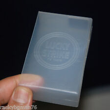 Lucky Strike Transparent box
