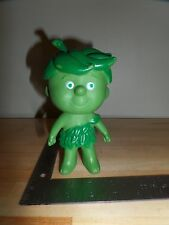 Vintage Little Green Sprout Figure Jolly Green Giant 1970's Advertising Doll